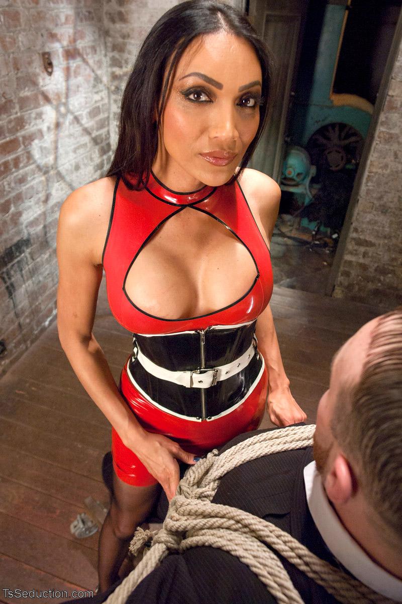 corset fetish bondage transsexual